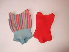 VINTAGE BARBIE Original swim suit American girl B/C P/T