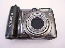 Canon PowerShot A590 8.0 MP 4X Zoom Digital Camera