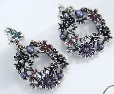 Drop Dangle Stud long Earrings 1001 1 pair Elegant Bib Crystal Rhinestone Ear