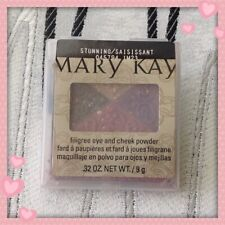New In Package Mary Kay Filigree Eye and Cheek Powder Stunning ~ Fast Ship