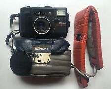 Nikon Action Touch, analog 35 mm underwater camera