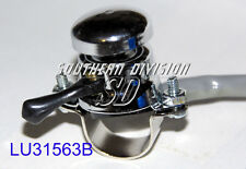 Lucas FernAbblend Hup Schalter chrom horn/dip switch 31563 universal oldschool