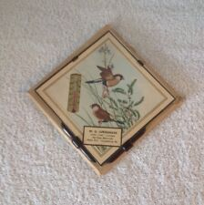 Vtg Advertising Thermometer Jeddo Coal-Lumber-Building Materials Coopersburg Pa
