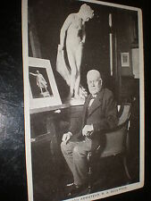 More details for old postcard sculptor henry hugh armstead by star series c1900s