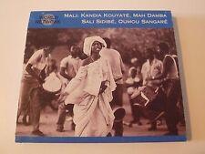 DIVAS from MALI: Kandia Kouyate, Oumou Sangare, Mah Damba, Sali Sidibe ~ AFRICAN