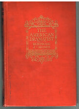 The American Dramatist by Montrose Moses 1911 1st Ed. Rare Vintage Book!  $
