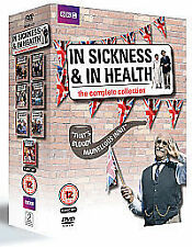 In Sickness And In Health - Series 1-6 (DVD, 2010, 6-Disc Set, Box Set)