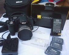 Nikon Coolpix P600 60x Zoom Compact Digital Camera