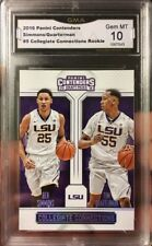 Ben Simmons Rookie Card Contenders Connections Insert 2016 Gem Mint 10 ROY RC B
