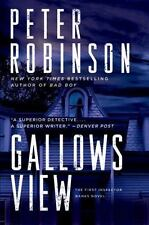Gallows View: The First Inspector Banks Novel by Robinson, Peter