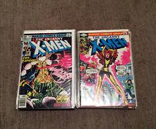 X-men 144 to 283 inclusive set lot