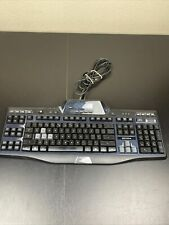 Logitech G510s Gaming Keyboard Wired USB 820-005661 Tested