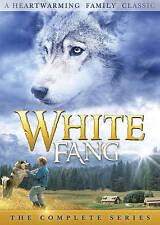 White Fang: The Complete Series (DVD, 2016, 2-Disc Set)
