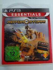 !!! PLAYSTATION PS3 SPIEL Motorstorm, gebraucht aber GUT !!!