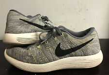 Details about Nike Free RN Flyknit Size 7 Green White Multi Color Men's Running 831069 304