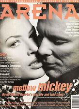 ARENA #53 MICKEY ROURKE Carre Otis LENNY KRAVITZ Sheryl Crow UMA THURMAN @vgc