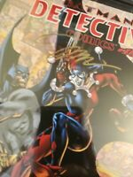 JIM LEE  9.8 CGC SS Detective Comics 1000 Torpedo Variant