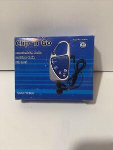 clip n go portable radio