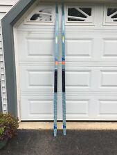 Vintage Peltonen Mirage Waxfree Cross Country Skis with Bindings 210 cm