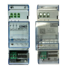 BTICINO F411/1N SCS ATTUATORE 1 Relè 2 Modulo DIN my home 003841