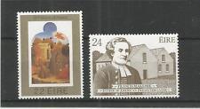 Irlanda 1982 religioso aniversario's SG, 512-513 U/M nh Lote 3742A