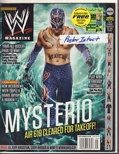 WWE Magazine September 2012 Rey Mysterio 040517nonDBE