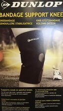 Genouillère Bandage Protection Genou Cheville Renfort Gym Sport Antichoc DUNLOP