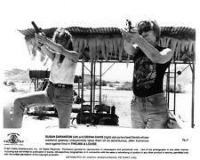 THELMA and LOUISE - movie photo print - SUSAN SARANDON , GEENA DAVIS