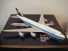 "Gemini Jets 200 Lufthansa B747-8i ""Retro color - Koln"" 1:200 DIECAST"