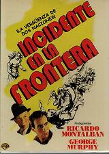 Incidente en la frontera (Border Incident) (DVD Nuevo)