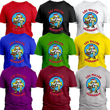 Los Pollos Hermanos Breaking Bad Heisenberg Walter White Camiseta 5 Color