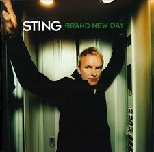 Sting Brand New Day- DTS Entertainment - 5.1 SURROUND - NEW