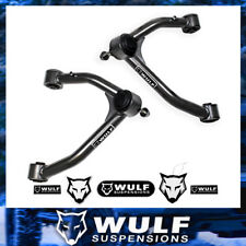 "Front Upper Control Arm Kit For 2-4"" Lifts 07-16 Chevy GMC Silverado Sierra 1500"