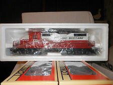 LIONEL 6-11749 WESTERN MARYLAND COAL HOPPER SET NIB RATED C9 FACTORY NEW