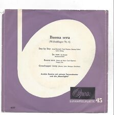 ANDRES RAMIRO & die Moonlights : Buona Sera - Weltschlager Nr. 6