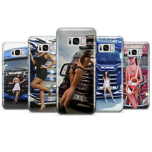 SEXY GIRLS AND TRUCKS SCANIA PHONE CASES & COVERS FOR SAMSUNG A SERIES