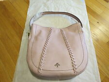 orYANY Chelsea Leather Hobo Antique Rose (Pink) $278 Authentic New NWT