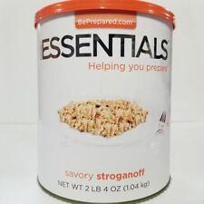 Emergency Essentials Freeze Dried Food Savory Stroganoff #10 Can