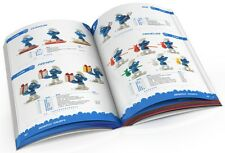 THE SMURFS OFFICIAL COLLECTOR'S GUIDE Guida catalogo dei Puffi Puffo Peyo 2013
