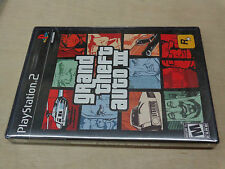 Grand Theft Auto III (Sony PlayStation 2, 2001) PS2 Black Label - Factory Sealed