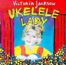 Victoria Jackson Ukulele Lady Comedy CD Daddy's Little Girl You Are My Sunshine