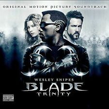 BLADE TRINITY (BONUS DVD) CD BY  NEW SEALED