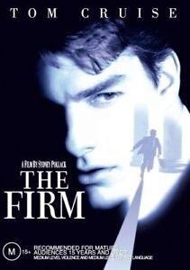 The Firm (DVD movie) Tom Cruise ,Ed Harris, Gene Hackman  thriller, vgc t138