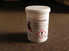 Oxalsäure 0,8 Kg. Pulver,Imkerei,Imker,Varroa,Desinfektion,bleichen,,,,,