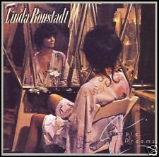 LINDA RONSTADT - SIMPLE DREAMS CD ~ BLUE BAYOU~IT'S SO EASY+++ 70's POP *NEW*