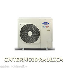 CARRIER MINI CHILLER AQUASNAP PLUS INVERTER POMPA DI CALORE 8 KW 30AWH008HD