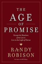 The Age of Promise Escape Shadows  Light of Christ SIGNED by Randy Robison NEW