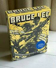 Bruce Lee: His Greatest Hits (Criterion Collection, 7 Blu-ray Box Set) Sealed