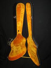 Acoustic Guitar locking hardcase - Japan 1960's