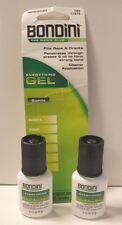 Lot of 2 Bondini Gel Magic Glue  Super Glue .14 oz (4g)